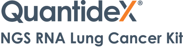 QuantideX® NGS RNA Lung Cancer Kit